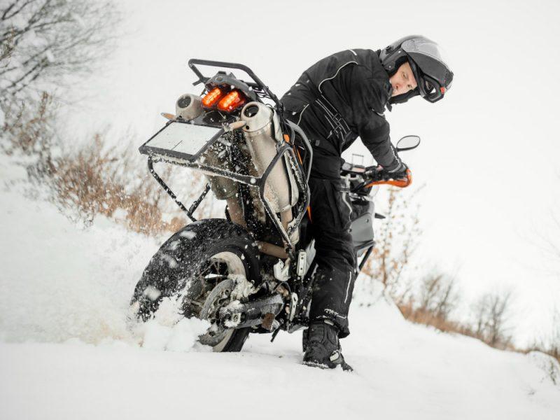 L'hiver arrive, voici comment garder votre moto en forme
